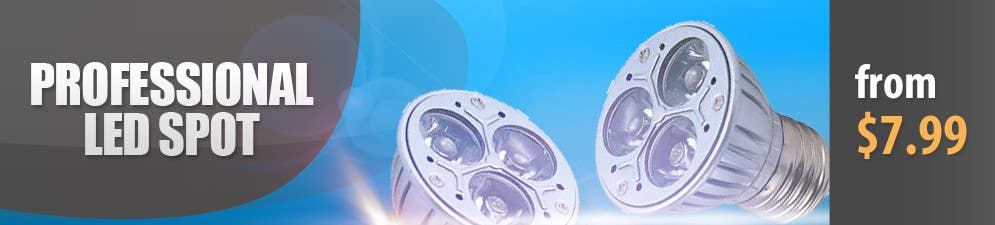 Bài tham dự cuộc thi #30 cho Banner Ad Design for LED shop