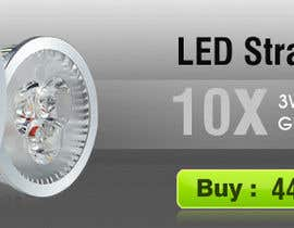 #53 para Banner Ad Design for LED shop por dreamsweb