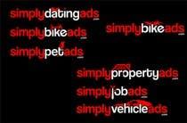 Logo Design Конкурсная работа №58 для Logo Design for simplyTHEMEWORDads.com (THEMEWORDS: PET, JOB, PROPERTY, BIKE, VEHICLE, DATING)