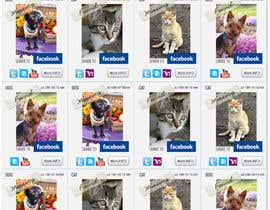 #31 para Website Design for Karma Missing Pet Network por hipnotyka