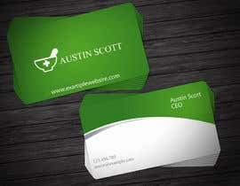 #105 для Personal Business Card Design for Retail Pharmacist от aries000
