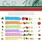 """Graphic Design Entri Peraduan #15 for Disegnare un MENU per il mio ristorante """"Ore12"""""""