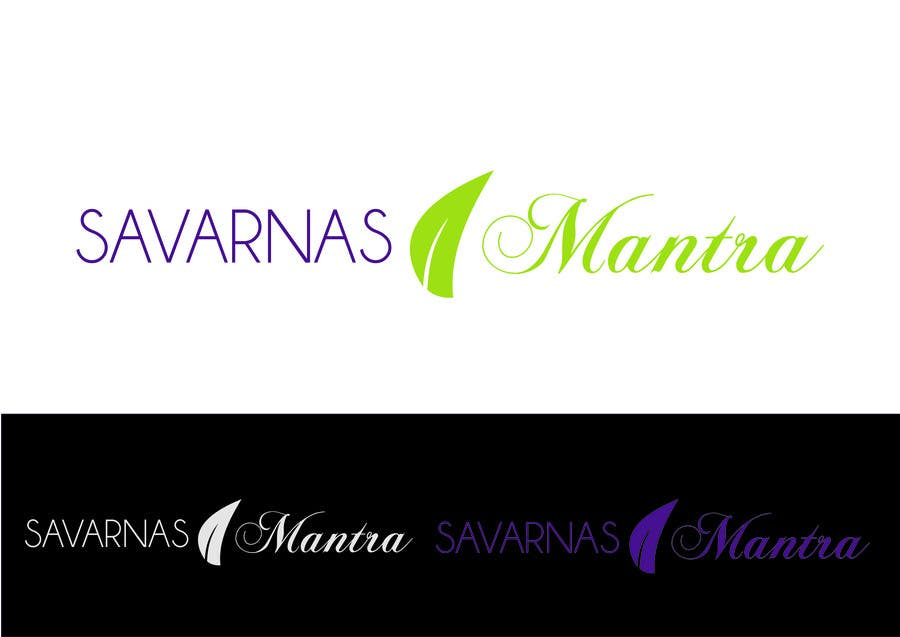 #166 for Logo Design for Skin Care Products Line  for Savarna by bogdansibiescu