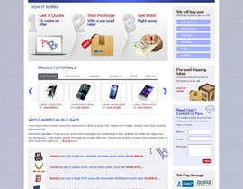 #37 cho Website Design for American Buy Back! Buying Electronics Antiques Gold and valuables Online w/Cash bởi brnbhttchry