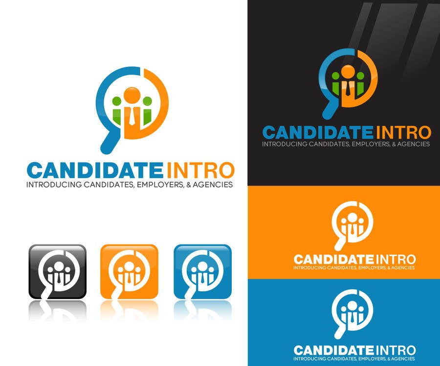#58 for Design a Logo for a Candidate Search / Recruitment company by laniegajete