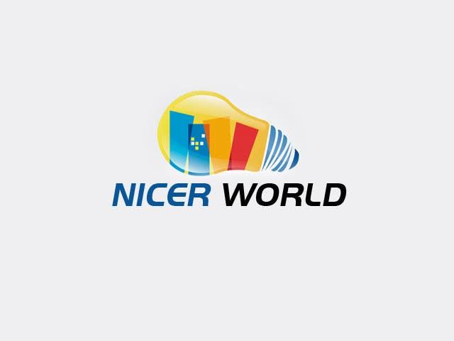 Konkurrenceindlæg #                                        141                                      for                                         Logo Design for Nicer World web site/ mobile app