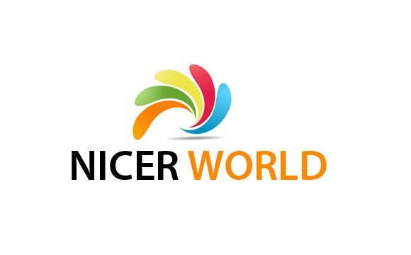 Konkurrenceindlæg #                                        142                                      for                                         Logo Design for Nicer World web site/ mobile app