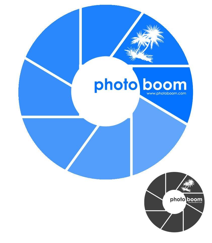 Kilpailutyö #568 kilpailussa Logo Design for Photoboom.com