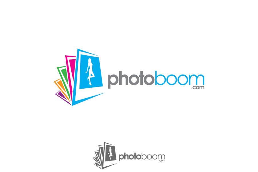 Proposition n°                                        404                                      du concours                                         Logo Design for Photoboom.com