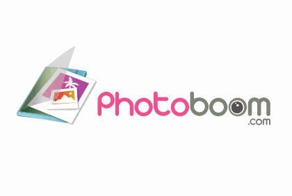 Logo Design for Photoboom.com için 782 numaralı Yarışma Girdisi