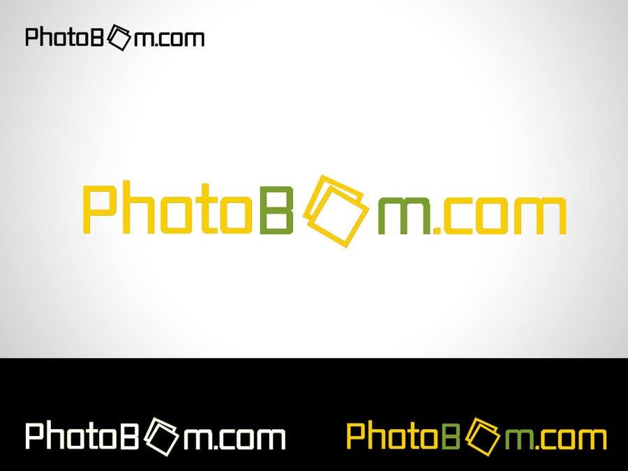 Logo Design for Photoboom.com için 734 numaralı Yarışma Girdisi