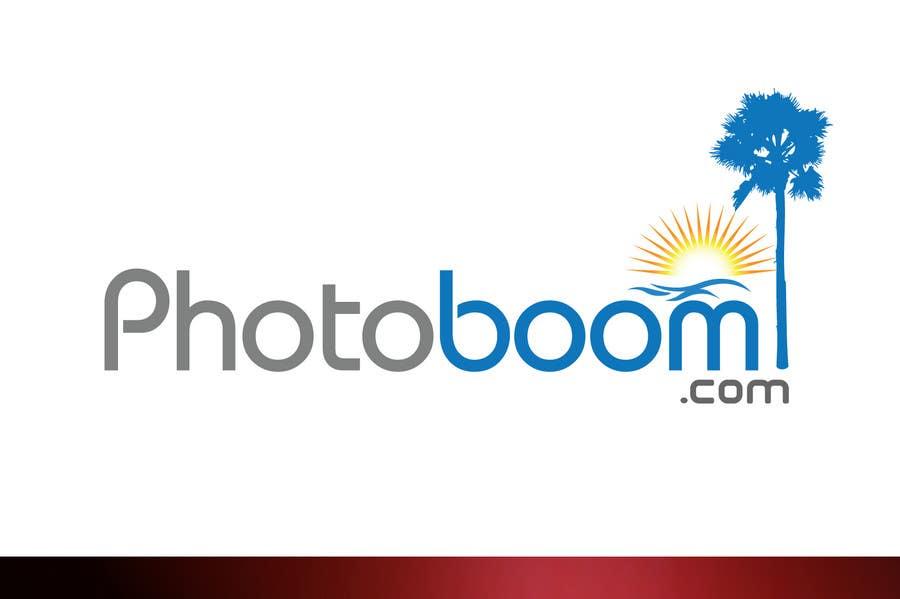 Logo Design for Photoboom.com için 658 numaralı Yarışma Girdisi