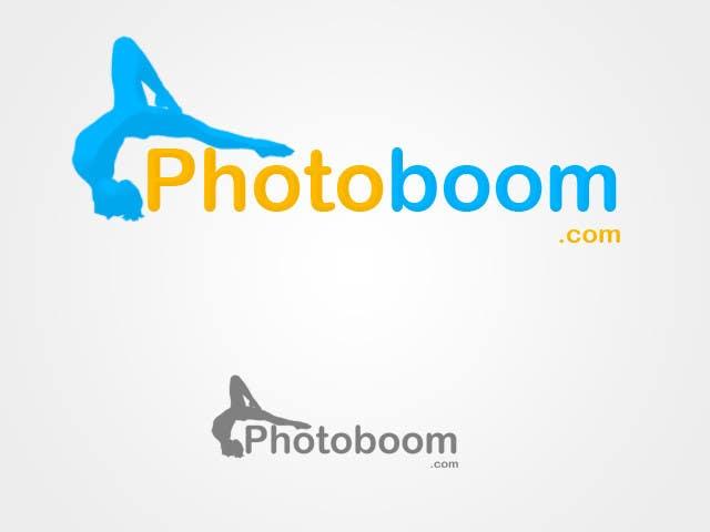 Kilpailutyö #783 kilpailussa Logo Design for Photoboom.com