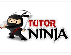 #29 para Logo Design for Tutor Ninjas de pinky