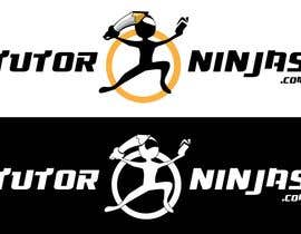 #115 za Logo Design for Tutor Ninjas od sikoru