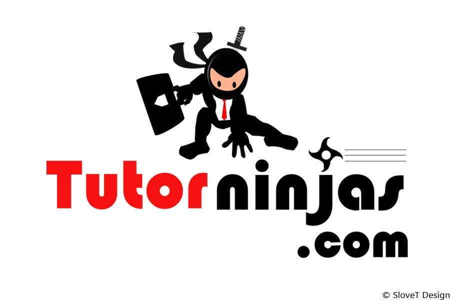 Inscrição nº                                         48                                      do Concurso para                                         Logo Design for Tutor Ninjas