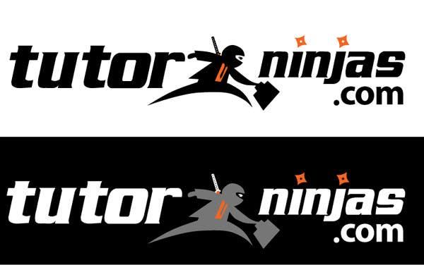 Inscrição nº                                         12                                      do Concurso para                                         Logo Design for Tutor Ninjas