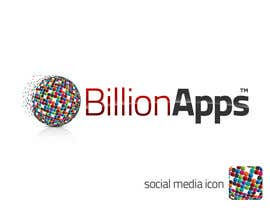 nº 160 pour Logo Design for billionapps par maidenbrands