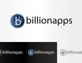 #169 cho Logo Design for billionapps bởi egebalkis