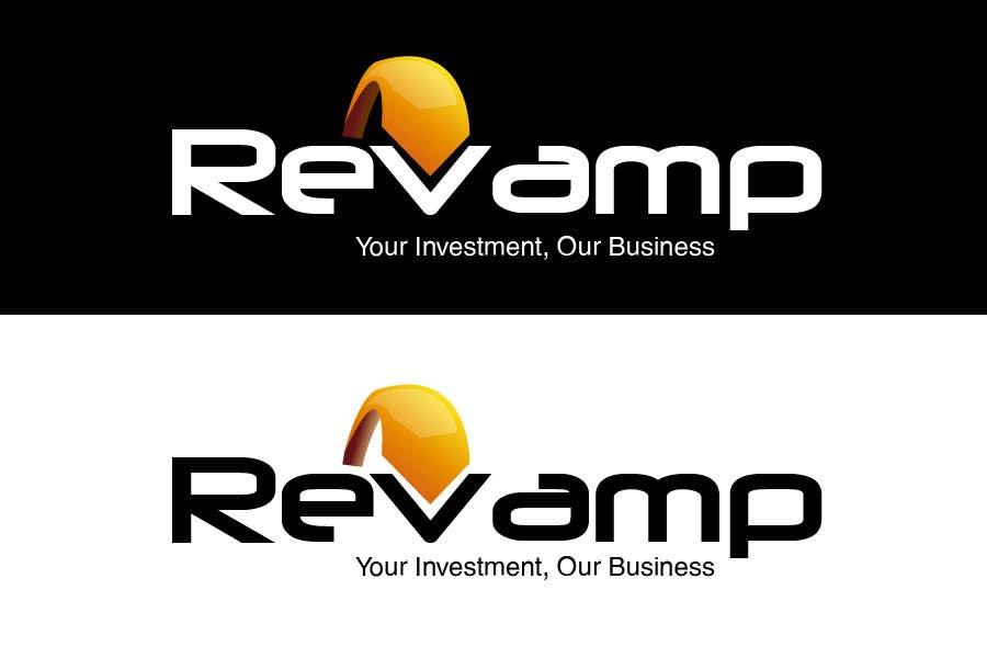 Logo Design for Revamp için 21 numaralı Yarışma Girdisi