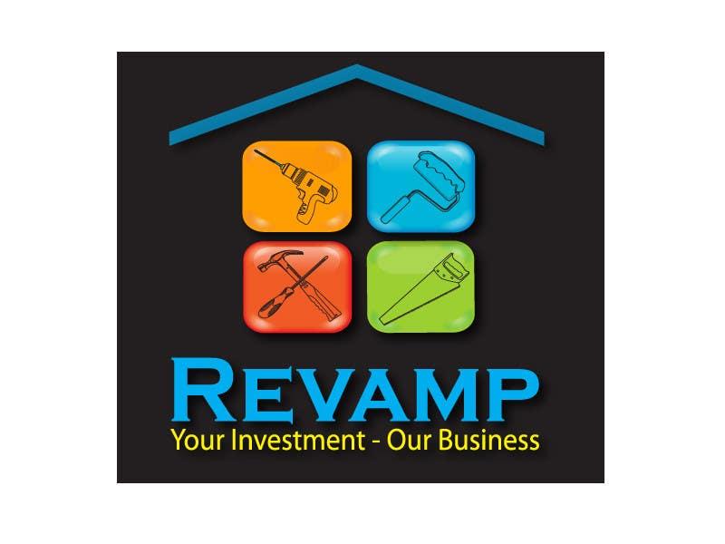 Inscrição nº 103 do Concurso para Logo Design for Revamp