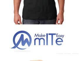 """#46 para Design a Logo for """"Make IT Easy"""" (mITe) por hardiksakhiya79"""