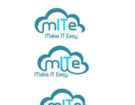 """#70 para Design a Logo for """"Make IT Easy"""" (mITe) por jjobustos"""