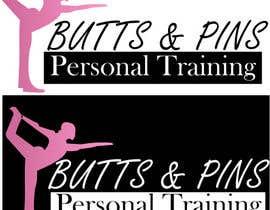 smartnas1438 tarafından Design a Logo for Butts & Pins için no 49