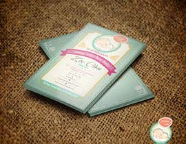 Map2904 tarafından Design some Logo and Business Cards for Baby Sleep Trainer and Parenting Coach için no 62
