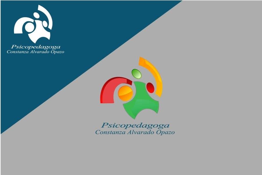 Конкурсная заявка №73 для Graphic Design for Constanza Alvarado Opazo