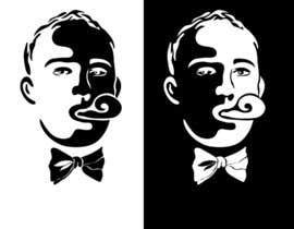 #37 untuk Quick logo: face silhouette oleh kievnatali11