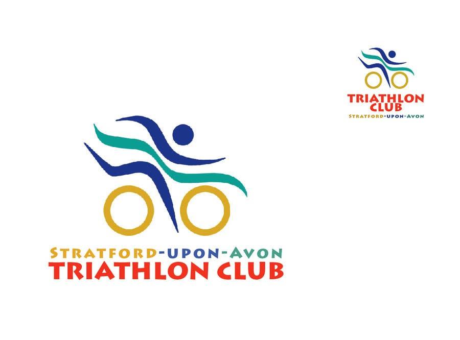 design a logo for a triathlon club freelancer