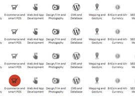 #13 for Make icons change colour/shade AND move slightly on mouseover. by anuvabchhotray