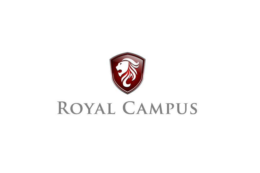 Kilpailutyö #                                        250                                      kilpailussa                                         Logo Design for Royal Campus