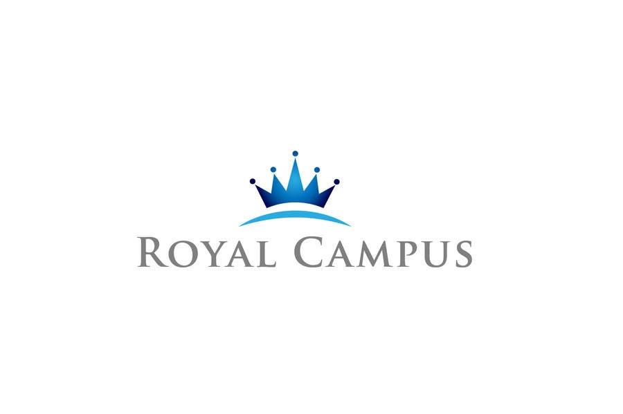 Proposition n°                                        106                                      du concours                                         Logo Design for Royal Campus
