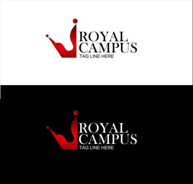 Proposition n°                                        120                                      du concours                                         Logo Design for Royal Campus