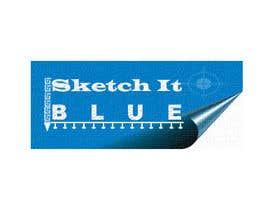 nº 197 pour Logo Design for Sketch It Blue par pearlcreation17
