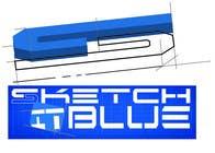 Graphic Design Entri Peraduan #652 for Logo Design for Sketch It Blue