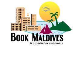 uach89 tarafından Design a Logo for Book Maldives için no 7