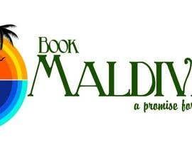 angelggrangel tarafından Design a Logo for Book Maldives için no 19