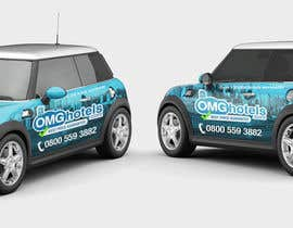 #22 for Develop a Corporate Identity for a Mini Cooper car by lemuriadesign