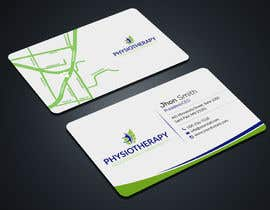 #10 for design business card for physiotherapy clinic by mahmudkhan44