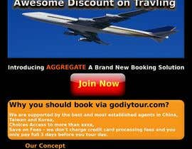 #2 for Advertisement Design for Godiytour.com af rakibahamed