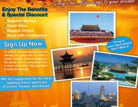 #10 for Advertisement Design for Godiytour.com by puzzle0007