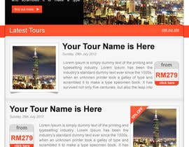 nº 24 pour Advertisement Design for Godiytour.com par thuanbui