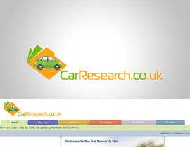 blackbilla tarafından Logo Design for CarResearch.co.uk için no 158