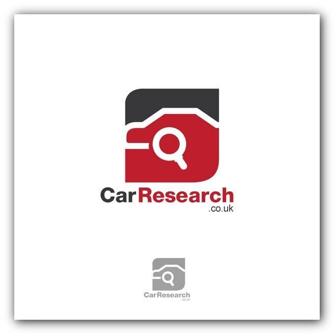 Proposition n°                                        42                                      du concours                                         Logo Design for CarResearch.co.uk
