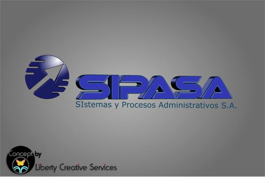 Конкурсная заявка №77 для Logo Design for SIPASA