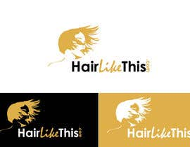 #82 for Logo Design for HairLikeThis.com by logoustaad