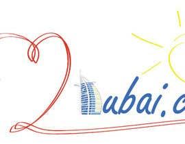 "#34 untuk Design a Logo for Hotel Booking Site ""We Love Dubai.com"" oleh hichemturki"